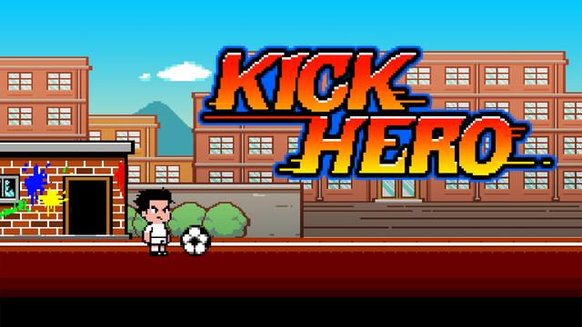 Kick Hero_SS1