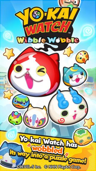 YO-KAI WATCH Wibble Wobble_SS!