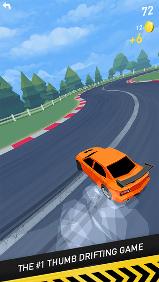Thumb Drift - Furious One Touch Car Racing_SS2