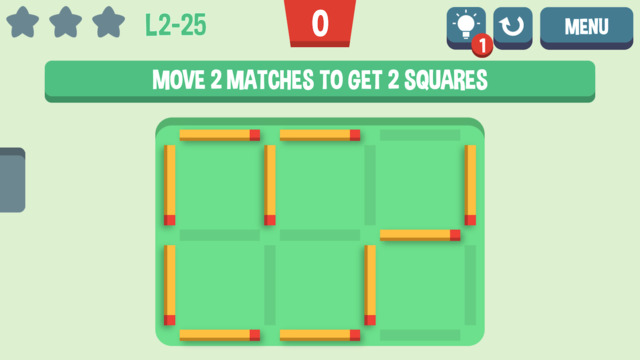 Move the Match - Matchstick Puzzles for Free_SS5