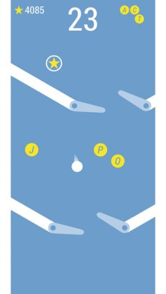 Ascending Pinball