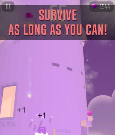 Falling Tower