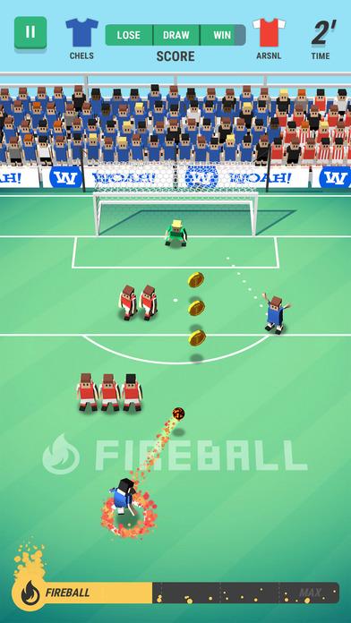 Tiny Striker: World Football