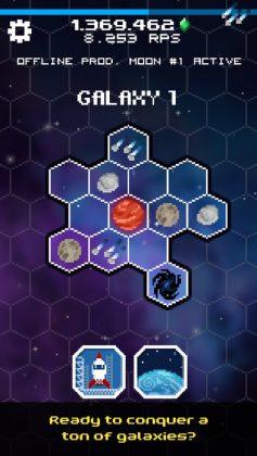 Tap Galaxy
