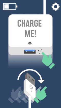 Unplugged The Game – Charge me!