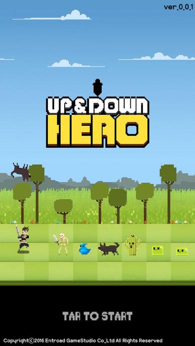 Up&Down Hero