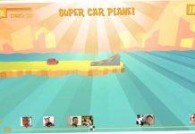 Super Car Plane!
