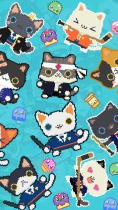 Bouncy Cats