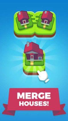 Merge Town!