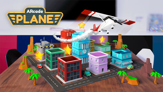 ARcade Plane