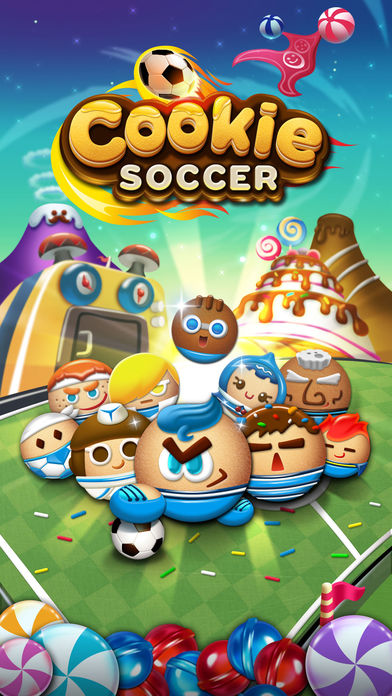 Cookie Soccer