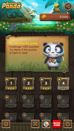 Jewels Panda