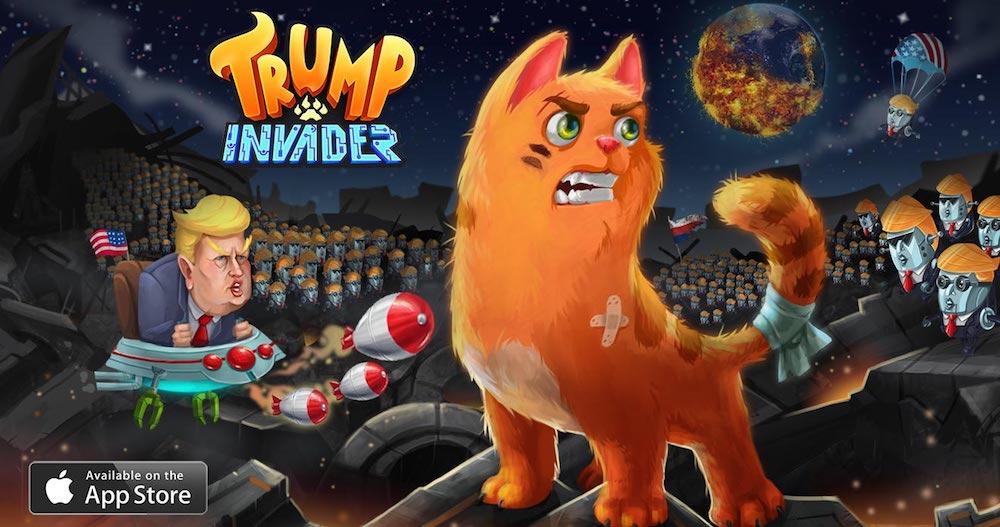 Trump Invader