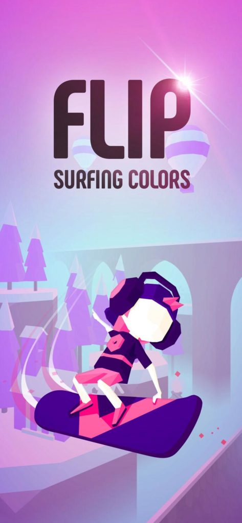 Flip Surfing Colors