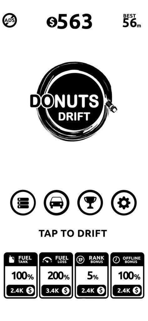 Donuts Drift