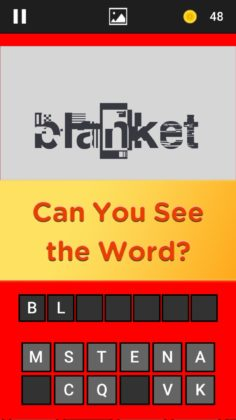 Mystery Word