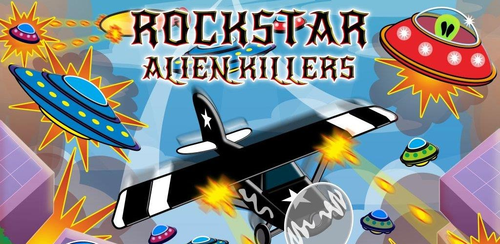 Rockstar Alien Killers