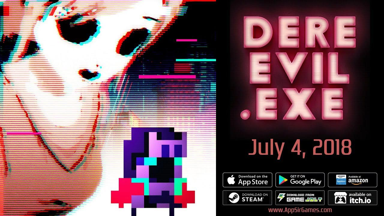 DERE EVIL EXE (by AppSir, Inc ) - Review (iOS) | Edamame Reviews