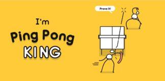 I'm Ping Pong King