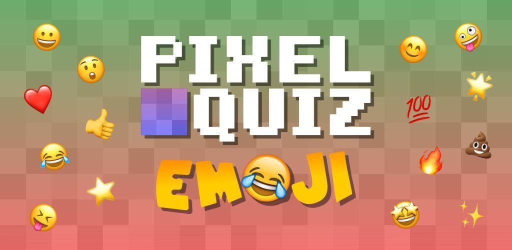 Pixel Quiz - Guess the Emoji
