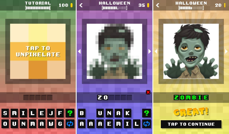 Pixel Quiz - Guess the Emoji | Edamame Reviews