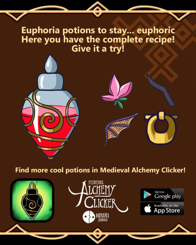 Medieval Clicker Alchemy