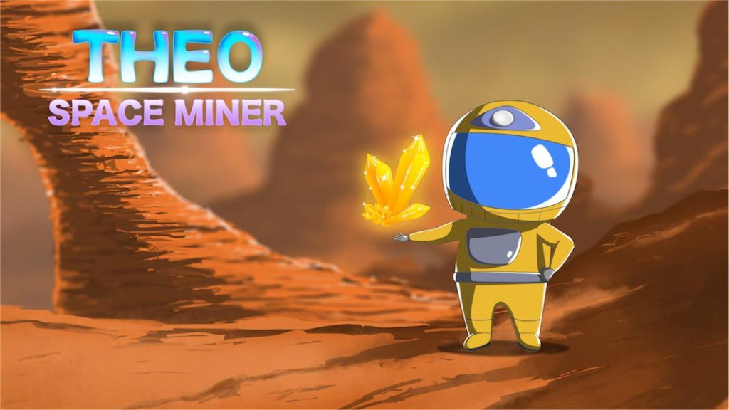 Theo Space Miner