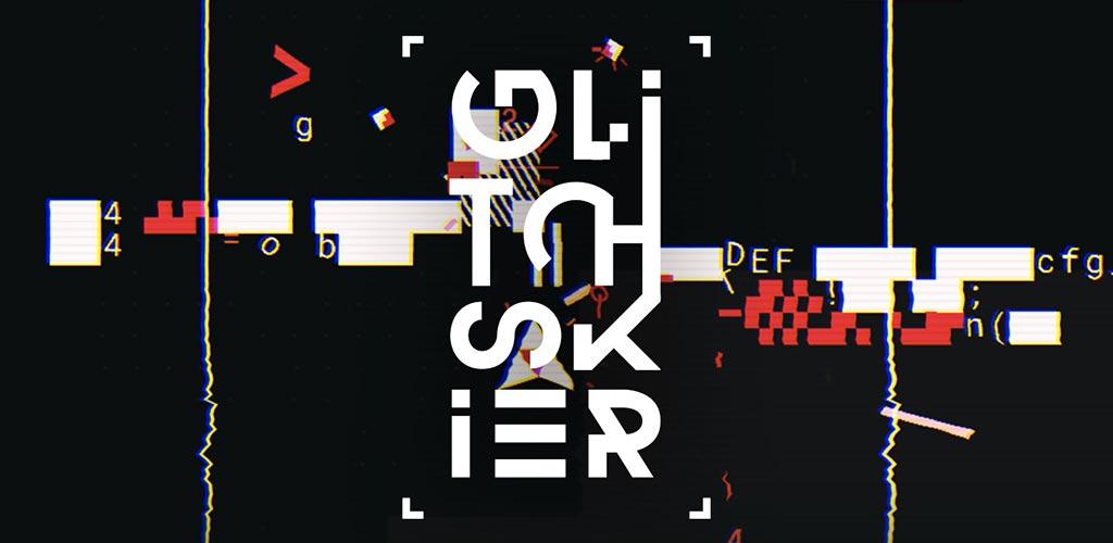 Glitchskier