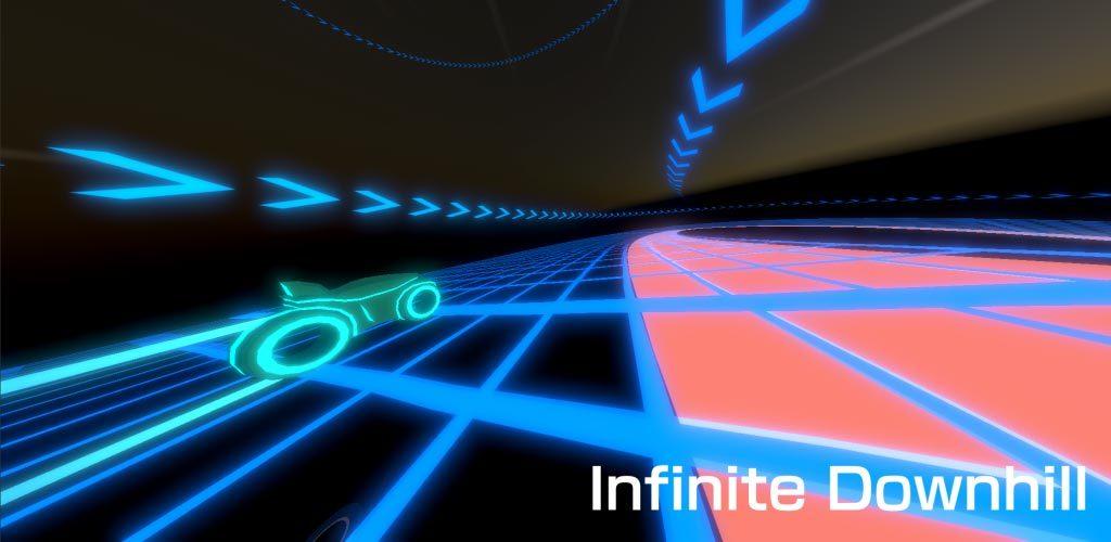 Infinite Downhill