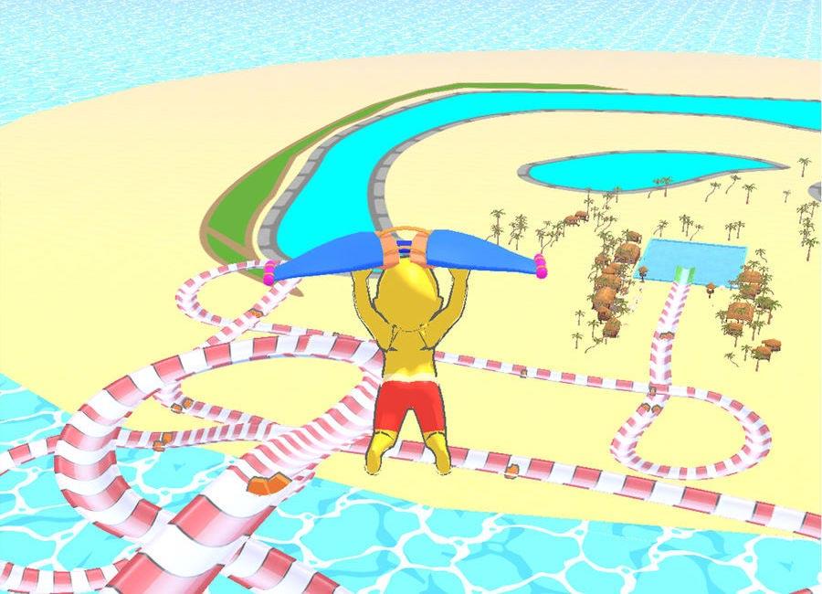 aquapark io - Do it for the TikTok! | Edamame Reviews