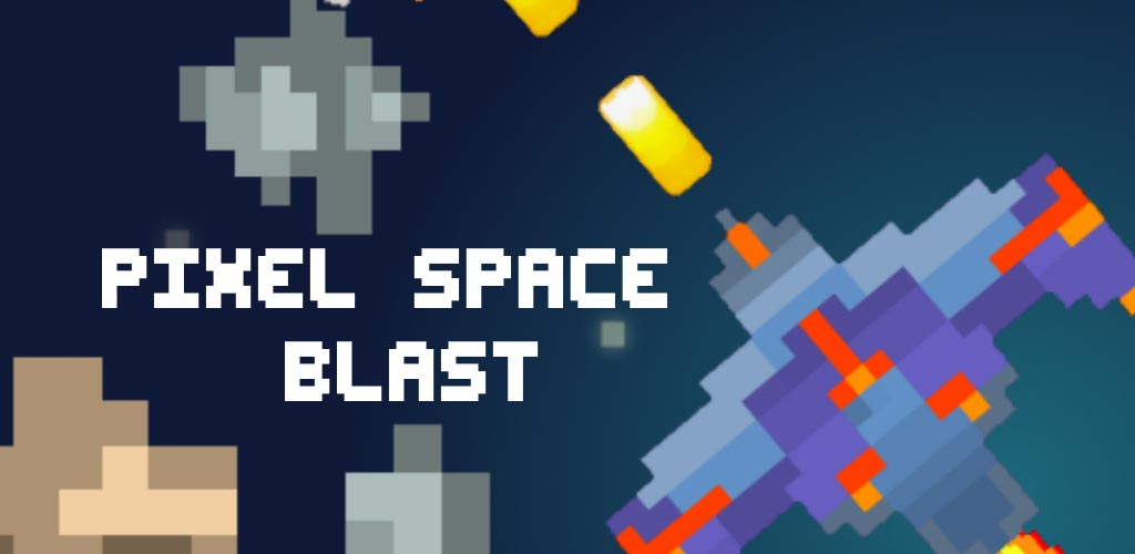 Pixel Space Blast