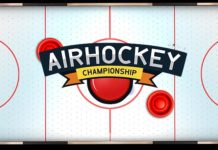 Air Hockey Championship Deluxe